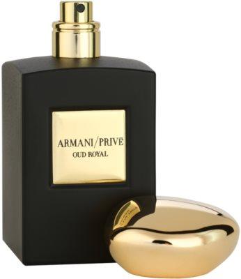 Armani Prive Oud Royal Eau de Parfum unissexo 3