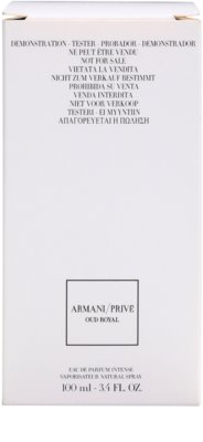 Armani Prive Oud Royal парфюмна вода тестер унисекс 2