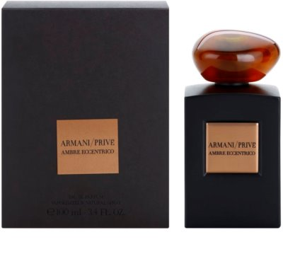 Armani Prive Ambre Eccentrico eau de parfum unisex
