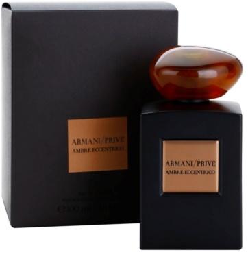 Armani Prive Ambre Eccentrico eau de parfum unisex 1