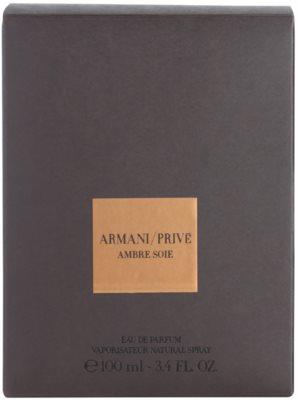 Armani Prive Ambre Soie Eau de Parfum unissexo 4