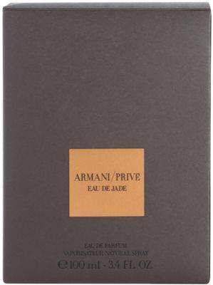 Armani Prive Eau De Jade woda perfumowana unisex 4