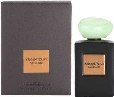 Armani Prive Eau De Jade Eau De Parfum unisex