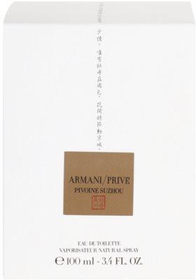 Armani Prive Pivoine Suzhou eau de toilette nőknek 4