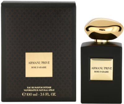 Armani Prive Rose D'Arabie парфюмна вода унисекс
