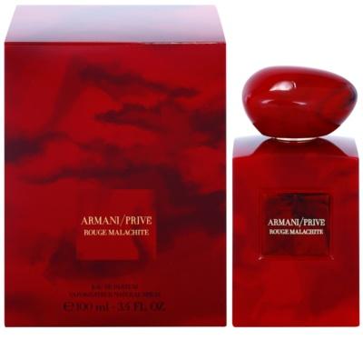 Armani Prive Rouge Malachite Eau de Parfum unissexo