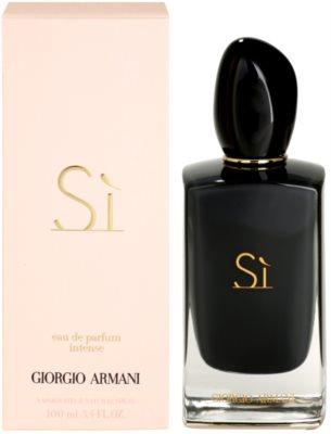 Armani Si Intense eau de parfum para mujer