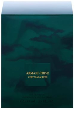 Armani Prive Vert Malachite woda perfumowana unisex 4
