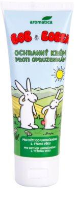 Aromatica Baby crema protectora contra irritación