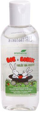 Aromatica Baby gel  antibacteriano para as mãos