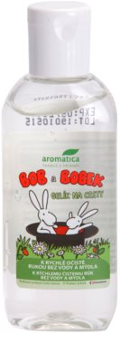 Aromatica Baby żel antybakteryjny do rąk