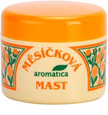 Aromatica Body Care alifie de galbenele pentru maini si picioare
