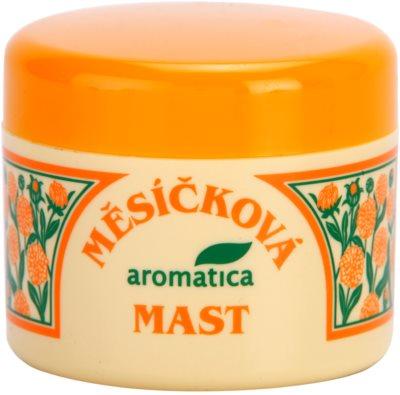 Aromatica Body Care maść nagietkowa do rąk i nóg
