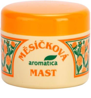 Aromatica Body Care Ringelblumen-Salbe Für Hände und Füße