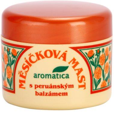 Aromatica Body Care Ringelblumensalbe mit peruanischem Balsam