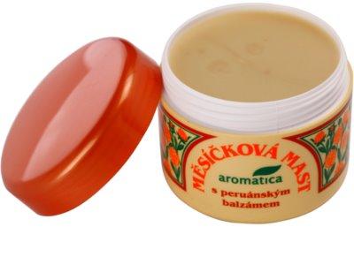 Aromatica Body Care maść nagietkowa z balsamem peruwiańskim 1