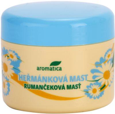 Aromatica Body Care kamilično mazilo za pomiritev kože