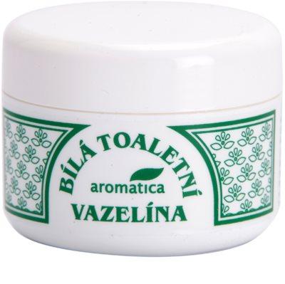 Aromatica Body Care bílá vazelína