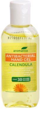 Aromatica Body Care antibakterielles Gel für die Hände