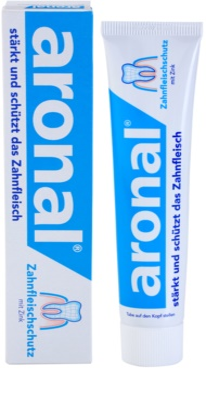 Aronal Dental Care паста за зъби за защита на зъбите и венците 1