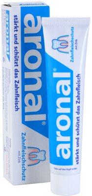 Aronal Dental Care паста за зъби за защита на зъбите и венците 2