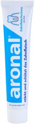 Aronal Dental Care dentífrico para proteção de dentes e gengivas