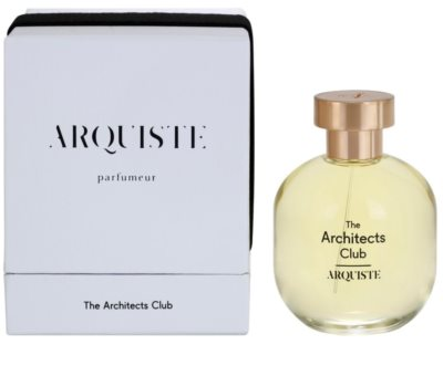 Arquiste The Architects Club Eau De Parfum unisex