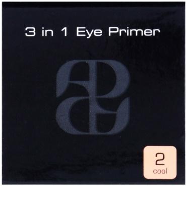 Artdeco Art Couture 3in1 Eye Primer Lidschatten Base 3in1 1
