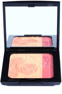 Artdeco The Sound of Beauty Blush Couture rdečilo