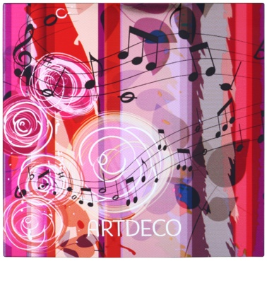 Artdeco The Sound of Beauty Blush Couture rdečilo 1