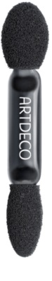 Artdeco Brush aplicador de doble punta para sombras de ojos mini
