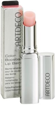 Artdeco Color Booster balsam de buze care mentine culoarea naturala a buzelor 2