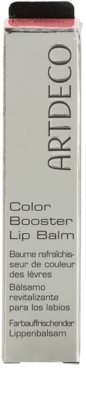 Artdeco Color Booster balzám pro podporu přirozené barvy rtů 4
