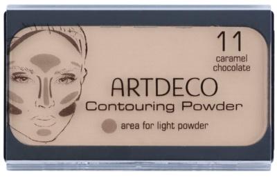 Artdeco Contouring Powder konturovací pudr 1