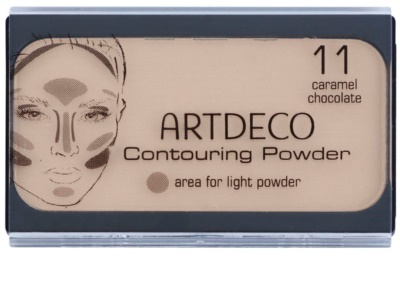 Artdeco Contouring Powder polvos de contorno 1