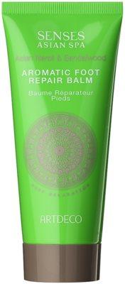 Artdeco Asian Spa Deep Relaxation ароматичний відновлюючий бальзам для потрісканої шкіри ніг