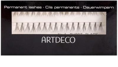 Artdeco False Eyelashes pestañas permanentes artificiales