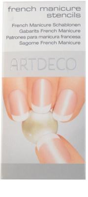Artdeco French Manicure šablony pro francouzskou manikúru