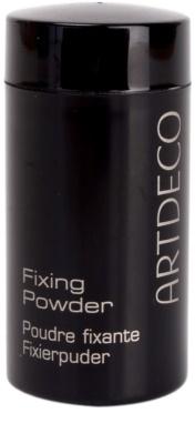 Artdeco Fixing Powder pudra transparent
