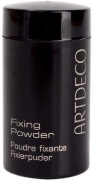 Artdeco Fixing Powder transparens púder