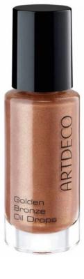 Artdeco Hello Sunshine Golden Bronze Oil Drops hydratační bronzující olej