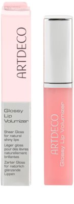 Artdeco Glossy Lip Volumizer блиск для об'єму губ 3