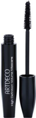 Artdeco High Definition Volume Mascara Mascara für mehr Volumen und gebogene Wimpern