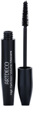 Artdeco High Definition Volume Mascara máscara para dar volumen y curvatura a las pestañas