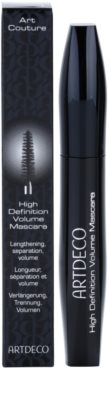 Artdeco High Definition Volume Mascara máscara para dar volumen y curvatura a las pestañas 2
