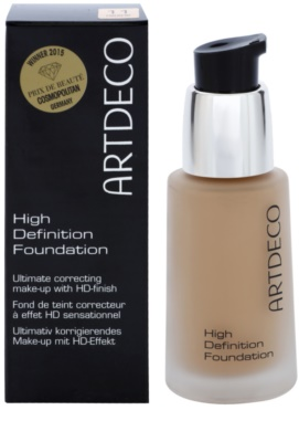 Artdeco High Definition make-up crema 1