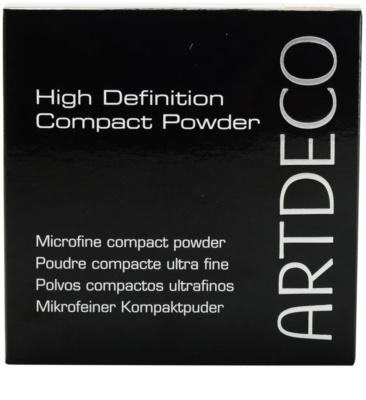 Artdeco High Definition kompaktni puder 2