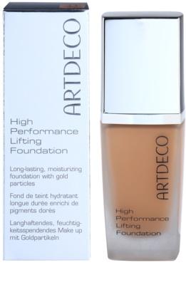 Artdeco The Sound of Beauty High Performance nawilżający podkład z efektem wygładzjącym 2
