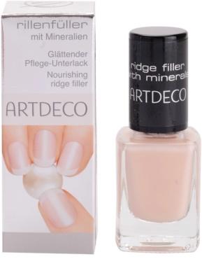 Artdeco Nail Care Lacquers relleno para uñas rugosas con minerales 2