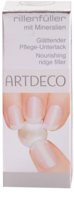 Artdeco Nail Care Lacquers relleno para uñas rugosas con minerales 1